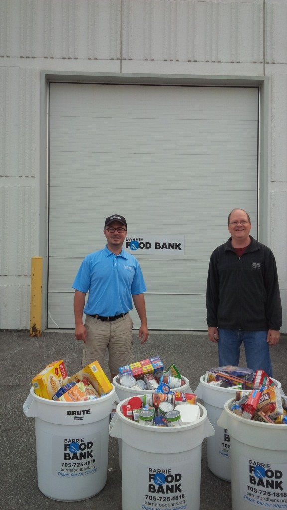 500 pounds of food - Featured Image