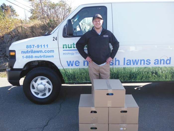 Nutri-Lawn Moncton – Drew Bugden. - Featured Image