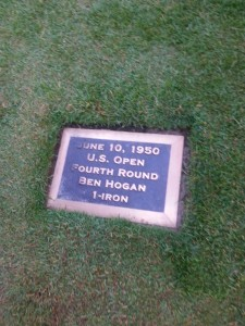 Ben Hogan 1 Iron Plaque
