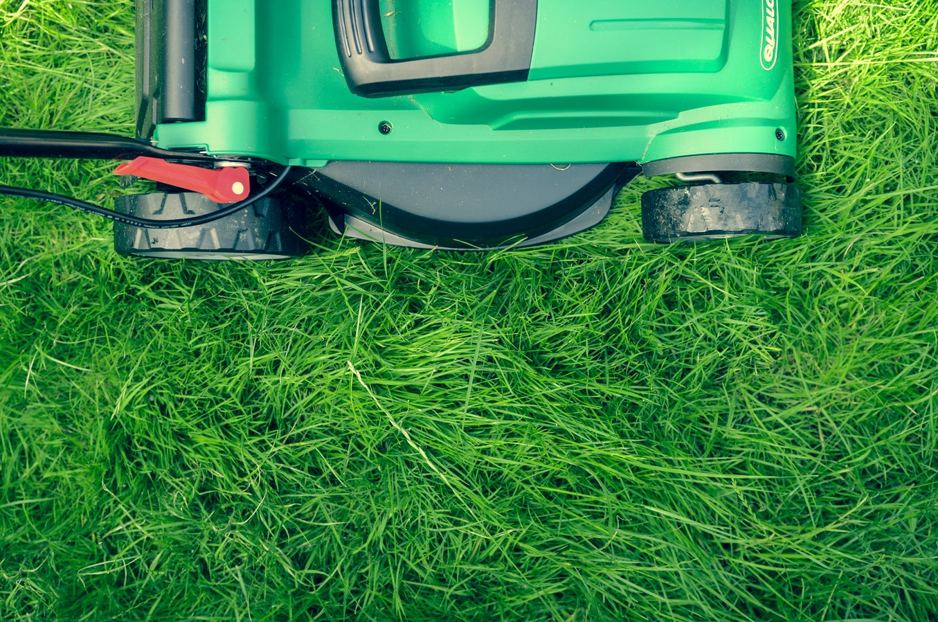 Get your last mow done before the ground freezes