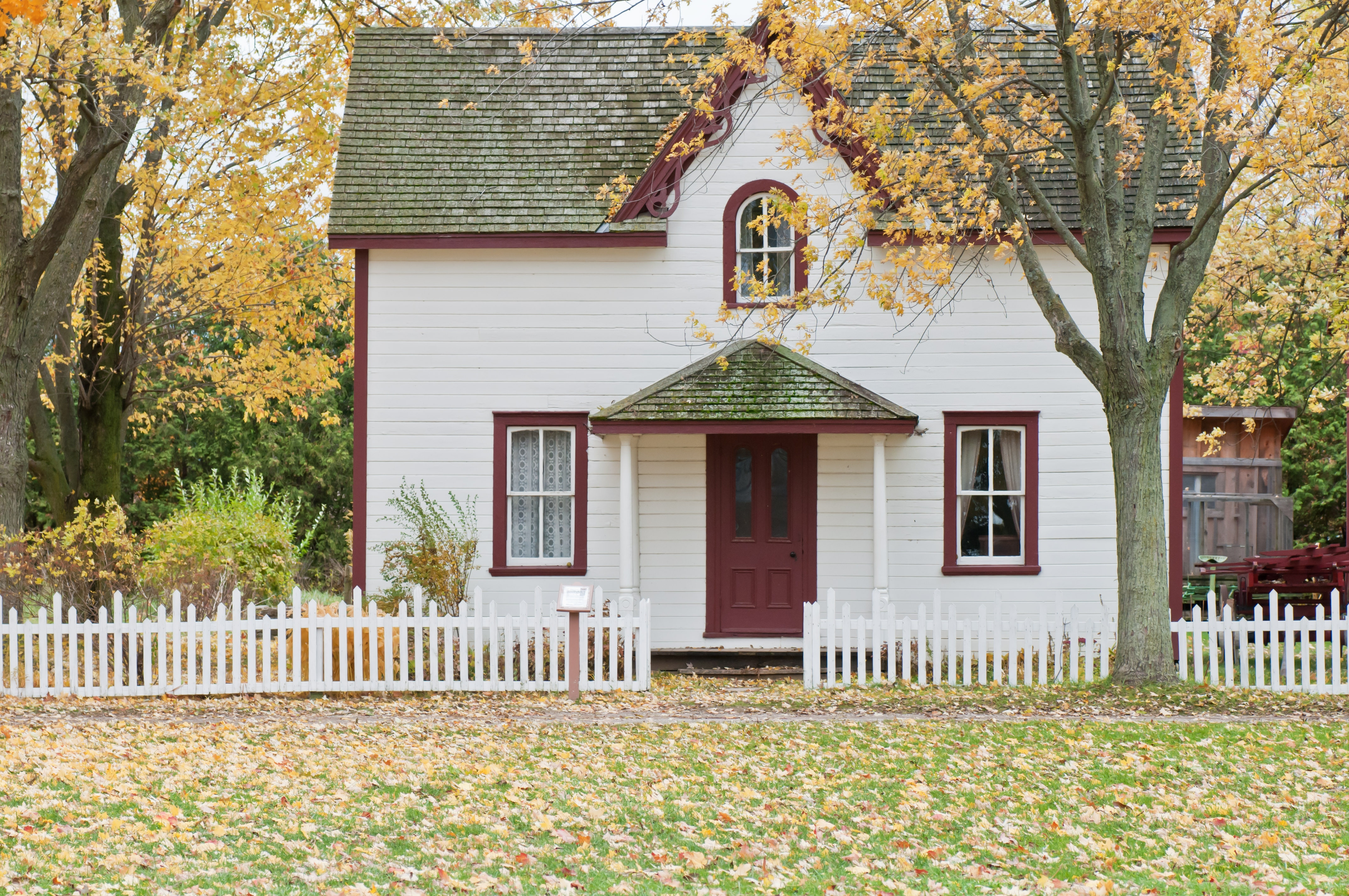 Repairing summer damage and preparing for winter are best done in the fall, so now is the time to prepare.