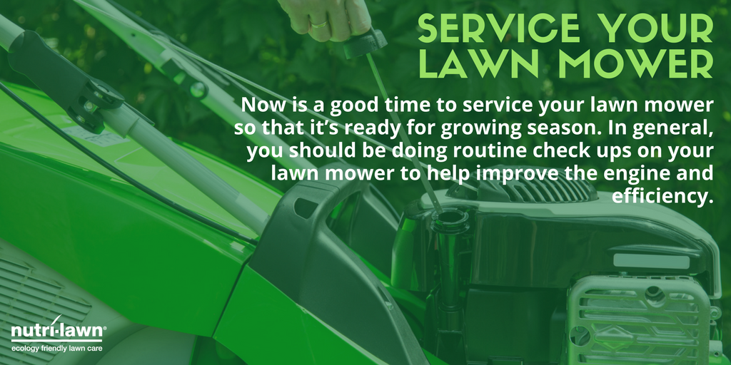 Always check the mower for any loose, broken, or missing parts, and ensure safety guards/shields are in place before starting the machine.