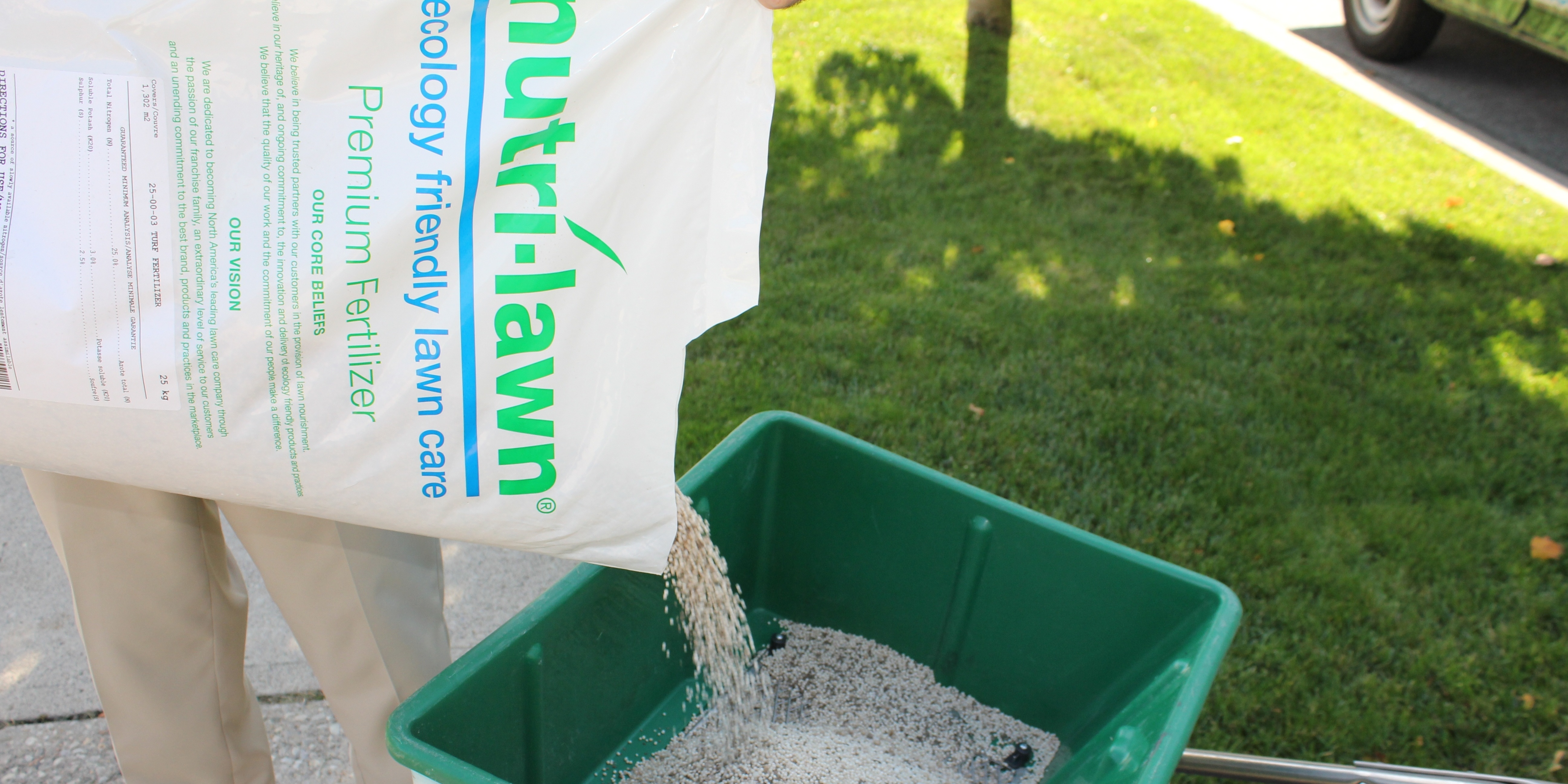 Different technologies determine how long the fertilizer takes to activate and release, as well as how long they last.