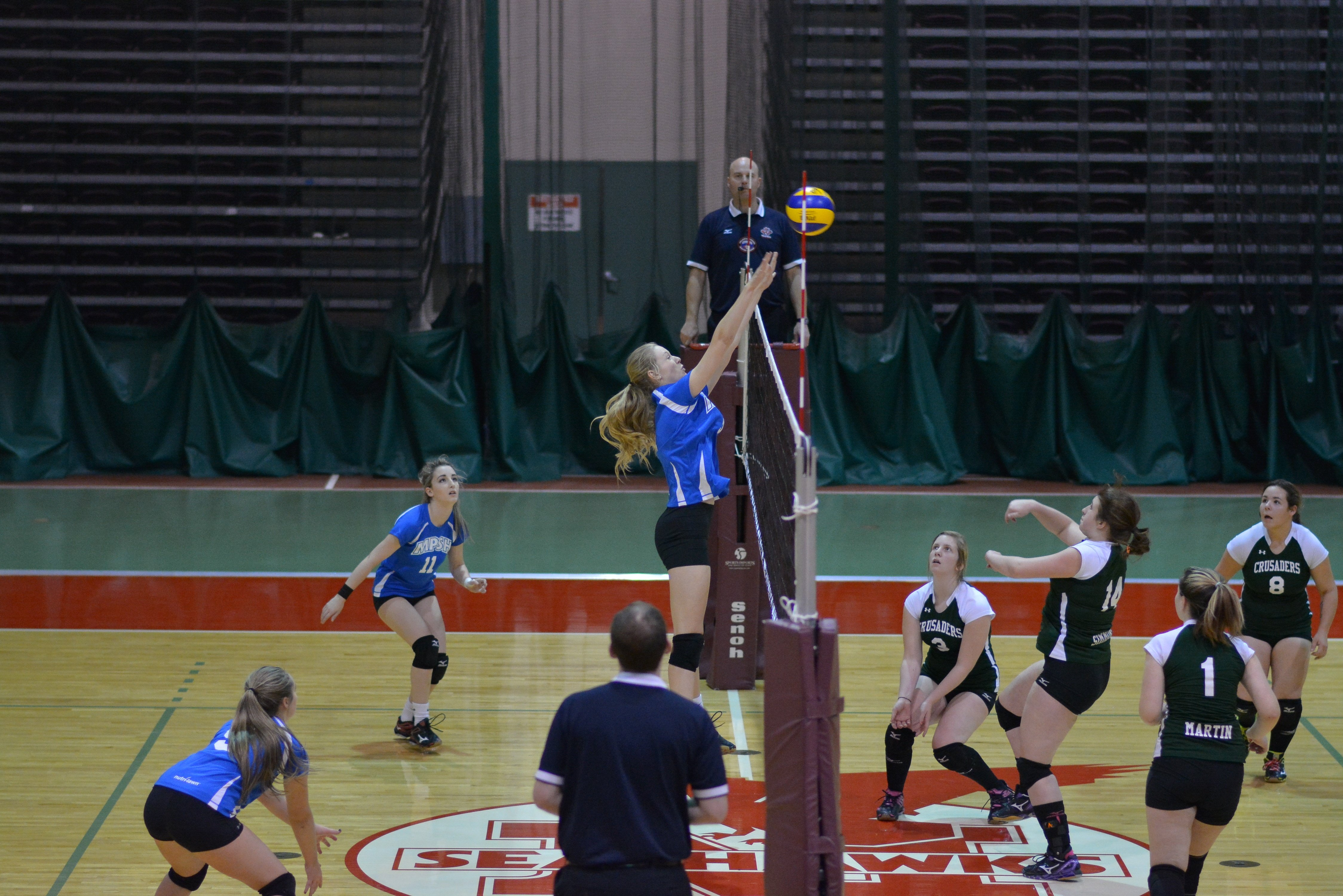 Nutri-Lawn supports Mount Pearl Senior High School Volleyball - Featured Image