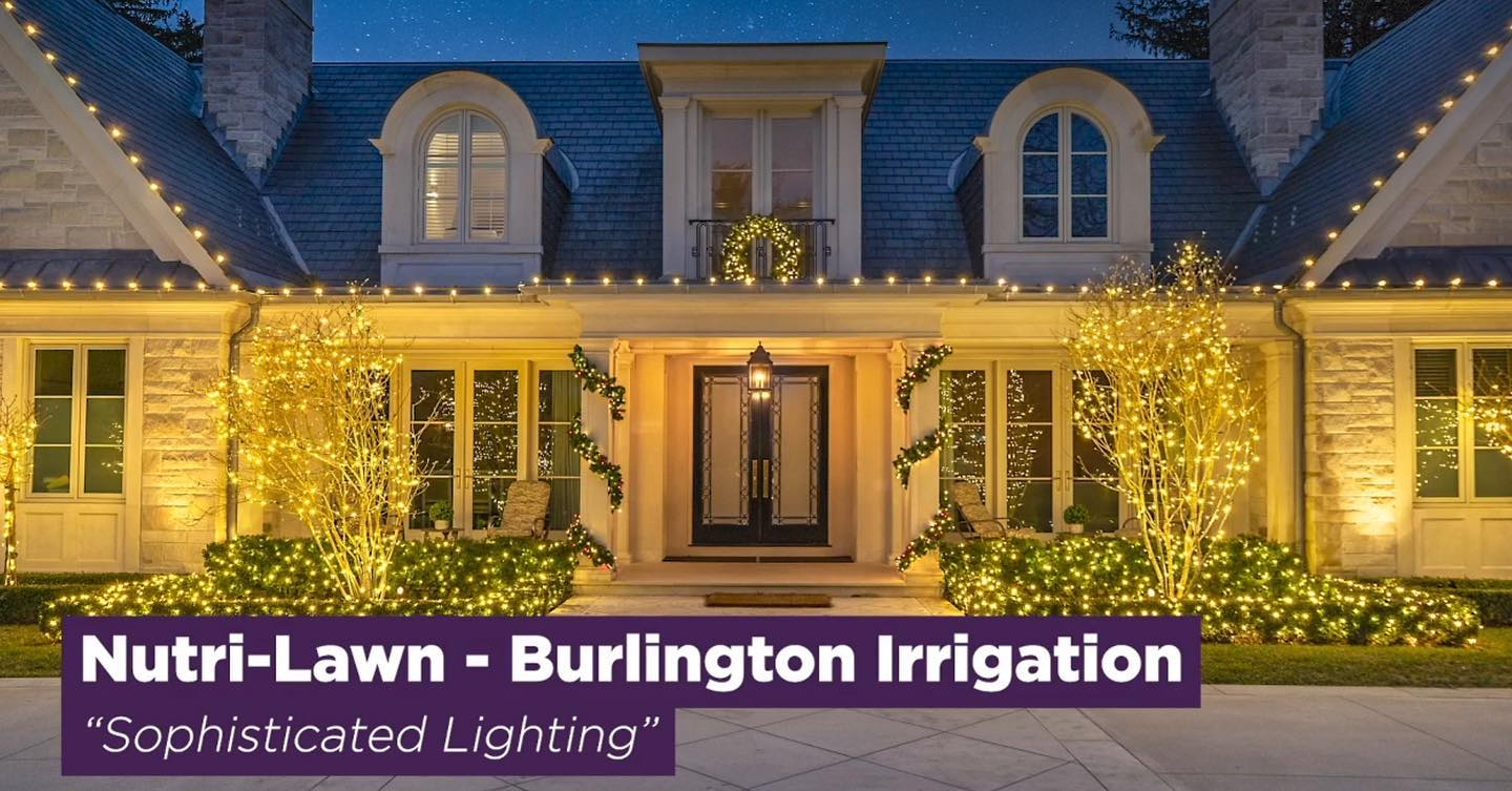 Landscape Ontario Awards of Excellence: Nutri-Lawn Burlington Irrigation - Featured Image