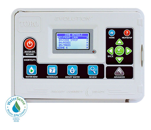 Nutri-Lawn Irrigation – Toro Evolution Controller - Featured Image
