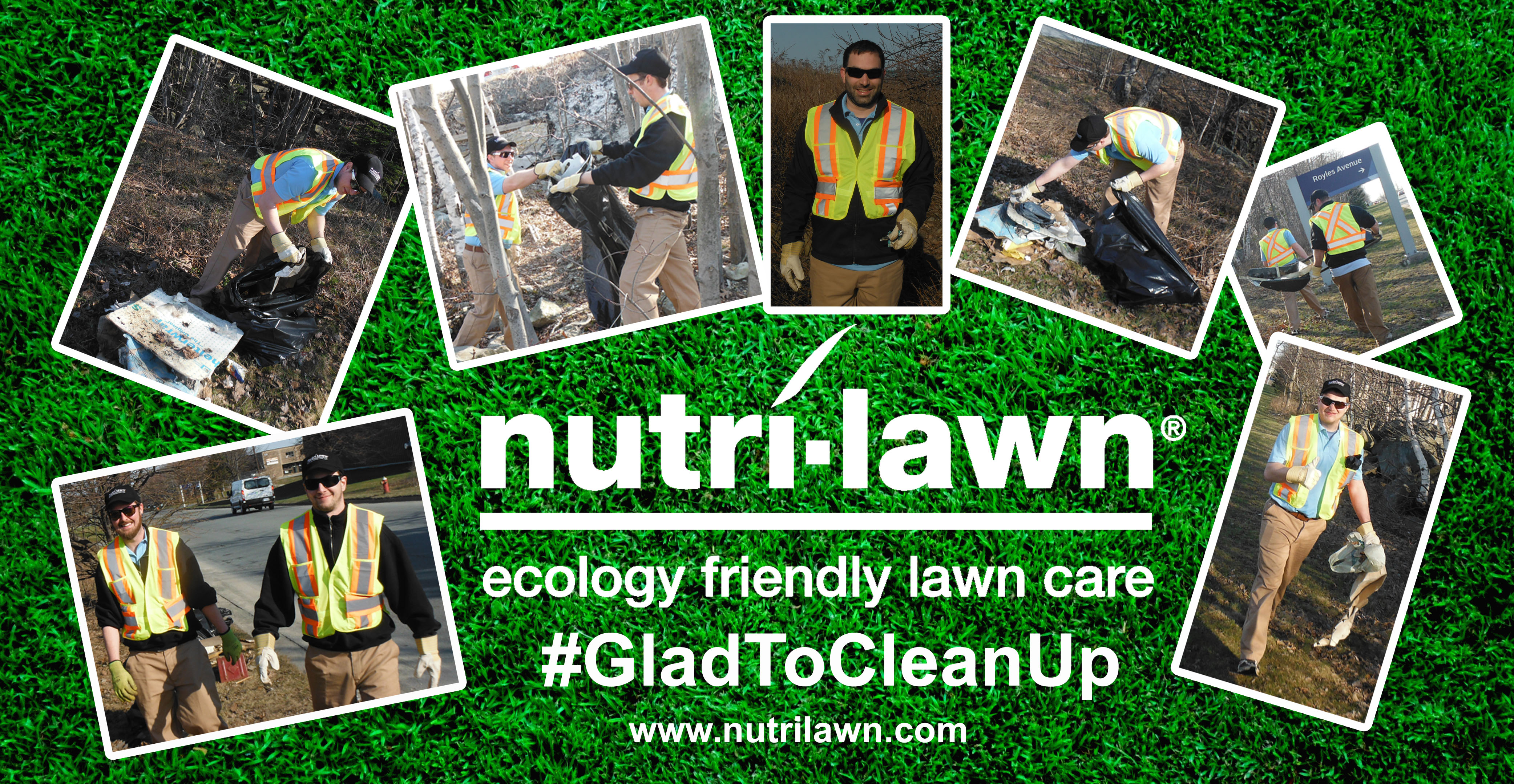 Nutri-Lawn Cleans up Nova Scotia! ~#GladToCleanUp - Featured Image