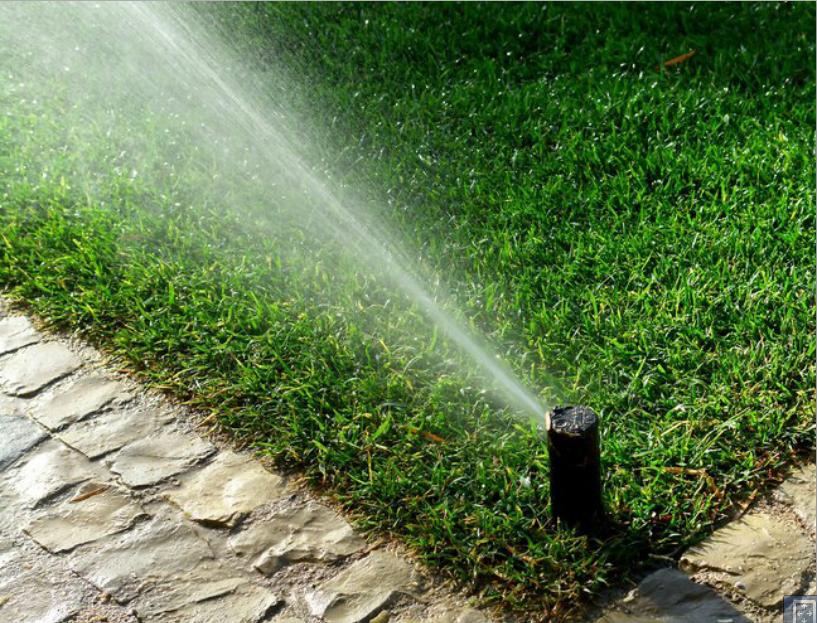 Diy Lawn Sprinkler System